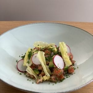 Ora King Ceviche-goes with recipe