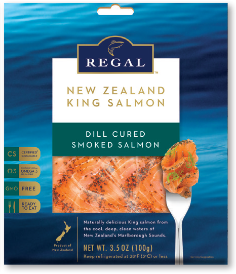 REGAL CS Dill 100g