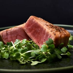 Seared Tuna nice beauty pic – shutterstock