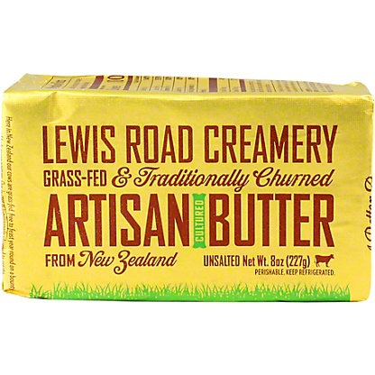 Lewis Road Unsalted Butter