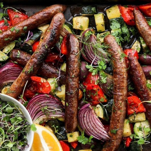 Sausage cropped compressed