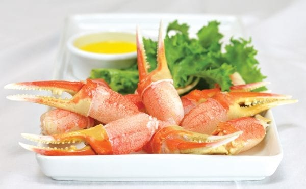 Snow crab claws – more meat beauty pic