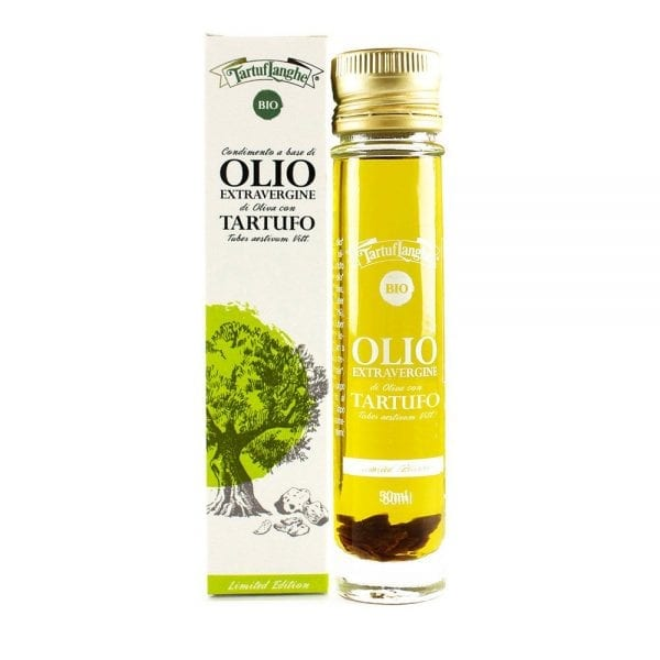 EVOO with summer truffle