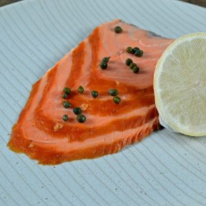 Mey Selections Hot-Smoked Scottish Salmon