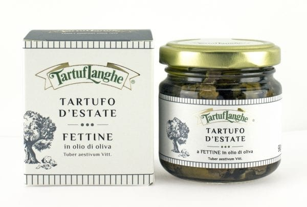 TL04TA005_Truffle slices – Tartufo d'Estate a Fettine 90g