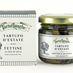 Truffle Slices in Olive Oil
