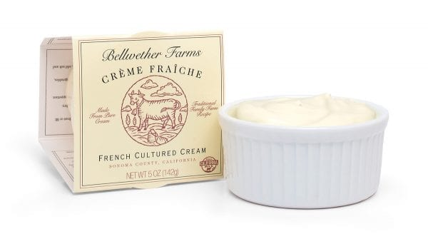 Bellwether Farms 5oz Creme Fraiche